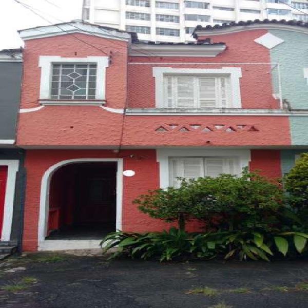 Locação casa de vila no jardim paulista