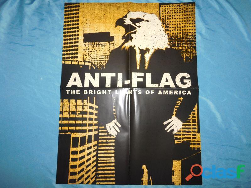 Lp Anti flag/the Bright Light Of America/duplo 2