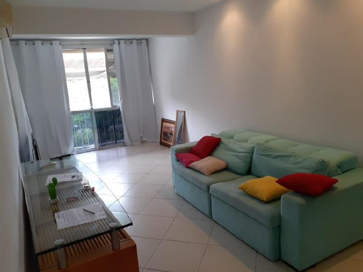 Apartamento residencial em rio de janeiro - rj, barra da