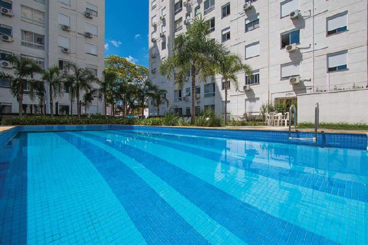 Apartamento 2 dormitórios com suite I Partenon I Porto