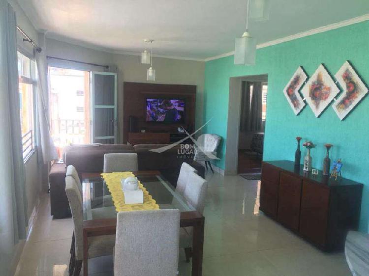 Apartamento com 2 dorms, tupi, praia grande - r$ 240 mil,