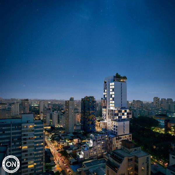 Apartamento para Venda em São Paulo, Cerqueira César, 1