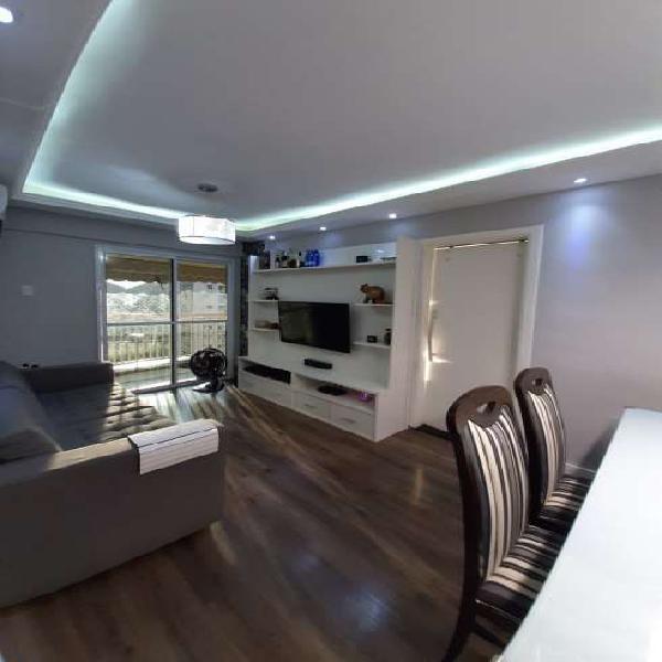 Apartamento para venda tem 75 m² com 3 quartos no
