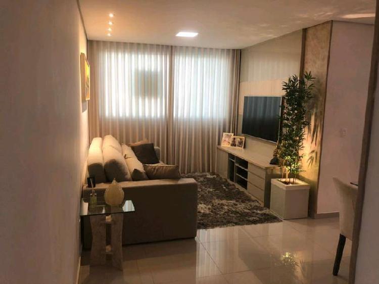 Apartamento3 quartos, suíte, montado santa terezinha-