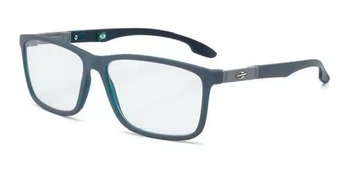 Armação oculos grau mormaii prana m6044d8355 cinza fosco
