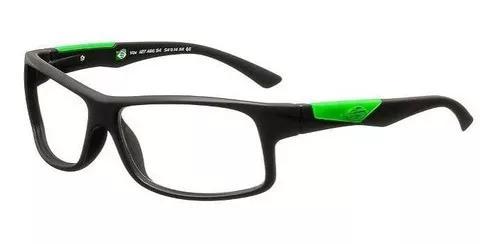 Armação oculos grau mormaii vibe 1127a8654 preto fosco