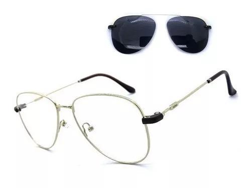 Armação óculos grau f