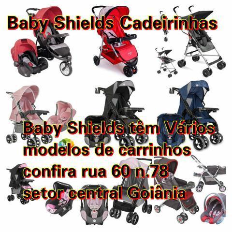 Baby shields especializada em carrinhos