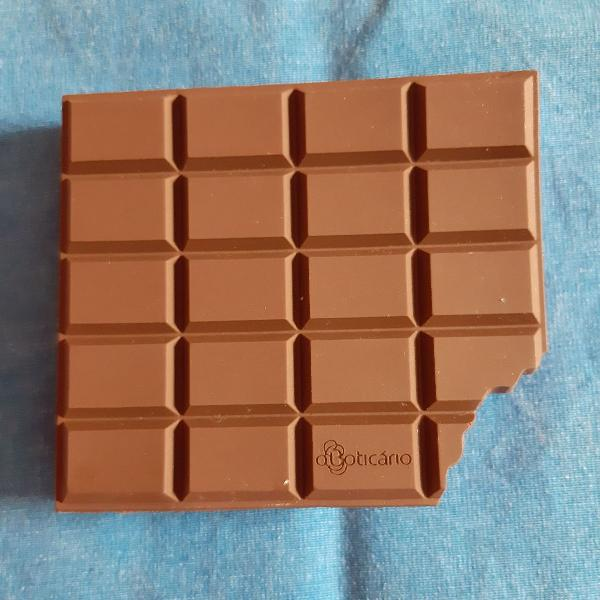 Bloquinho de chocolate egeo choc