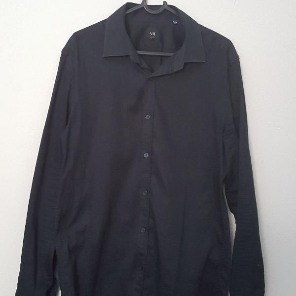 Camisa vr azul marinho