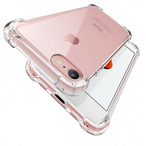 Capa case transparente iphone 7g / 8g