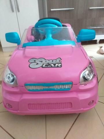 Carro eletrico infantil
