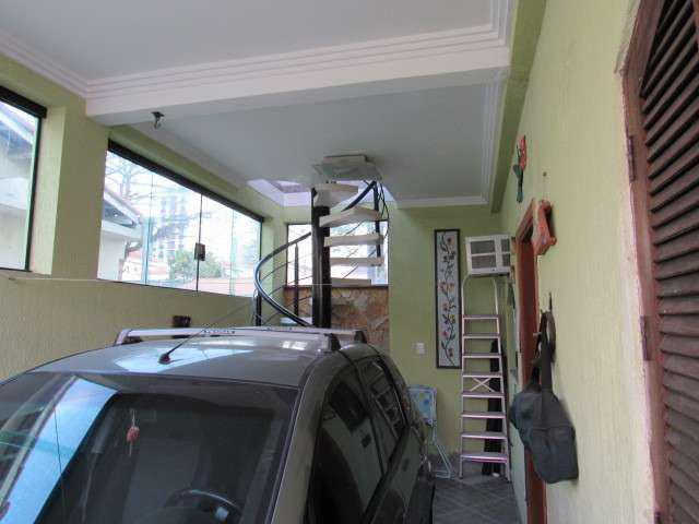 Casa - 2 dormitórios - 2 garagens - embaré - santos