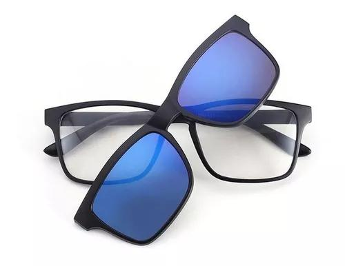 Clip on lente para armação de óculos modelo 2202a