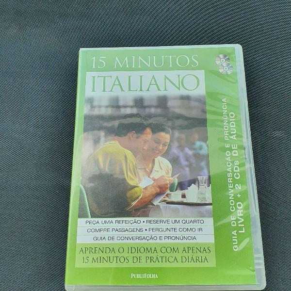 Curso de italiano da publifolha