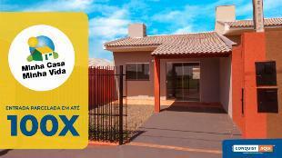 ENTRADA PARCELADA EM ATÉ 100X- Casa com 2 quartos à venda,