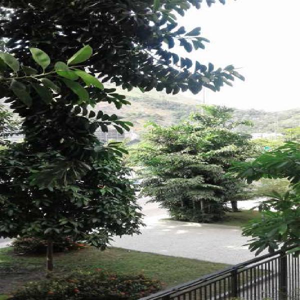 Ipanema em Frente a Lagoa 02 quartos com Garagem