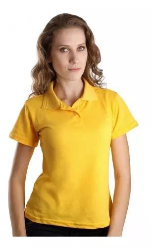 Kit 10 camisetas polo f
