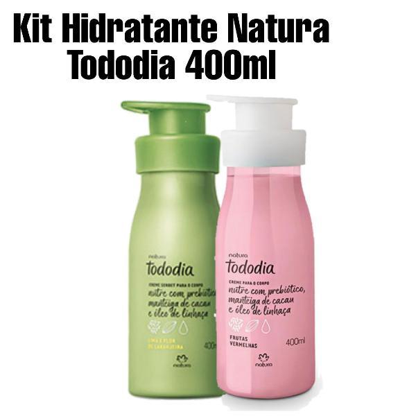 Kit hidratante natura tododia