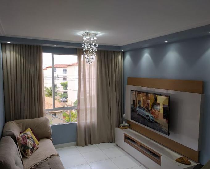 Lindo Apartamento com planejados e reformado 61-98452-6082