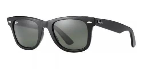 Oculos de sol rb2140 wayfarer - preto unissex