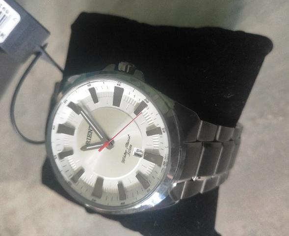 Relógio masculino orient myss1003 s1gx analógico pulseira