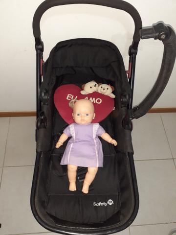 Safety mobi 1st +bebê conforto