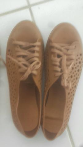 Sapatos femininos tamanho 38, novos