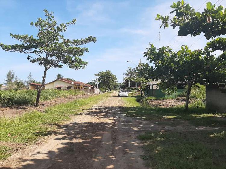 Terreno ilha comprida, 3,5 km do posto de bombeiros,