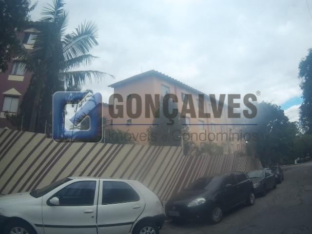 Venda Apartamento Sao Bernardo do Campo Vila Euro Ref: