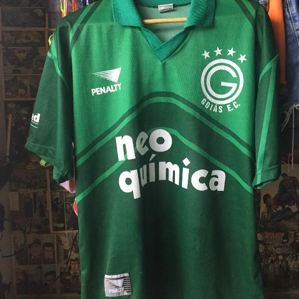 Camisa goiás 1999 penalty