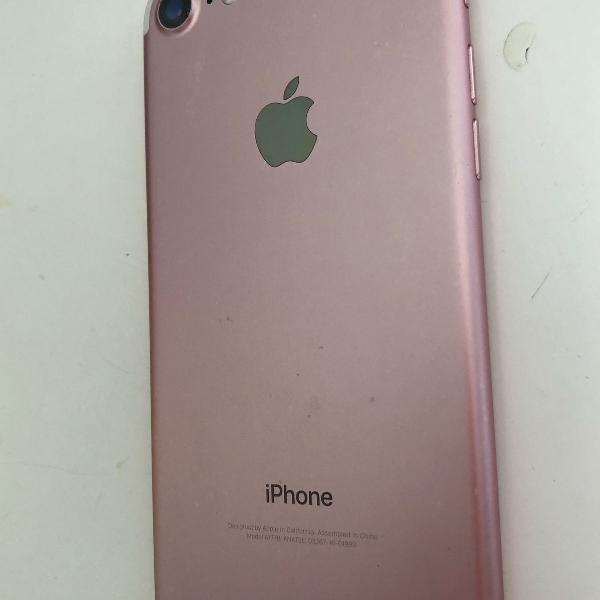 Celular iphone 7 usado