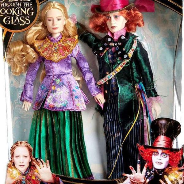 Jakk pacifics alice through the looking glass dolls