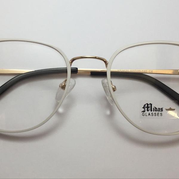 Oculos midas grau ref: ys3670 52-20 140 c6