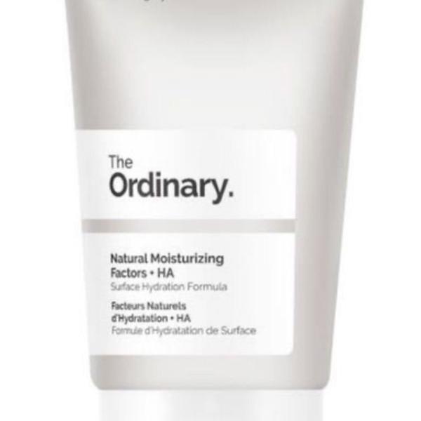 Ordinary natural moisturizing