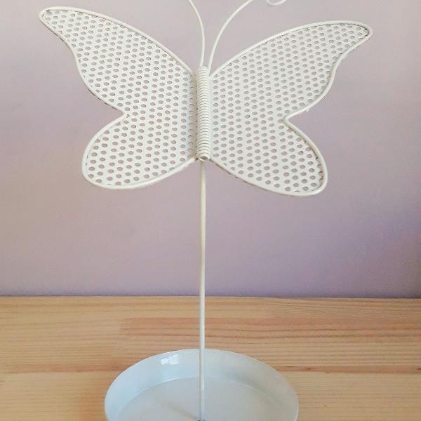 Porta bijoux borboleta imaginarium