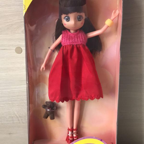 Raríssima boneca midori japan style
