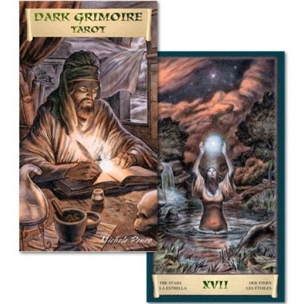 Tarot dark grimoires