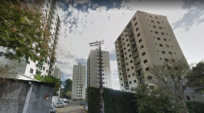 Apartamento com área de 47 m² no condomínio residencial