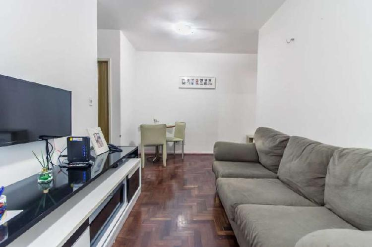 Apartamento para venda no bela vista/ 64 m² 1 dormitório.