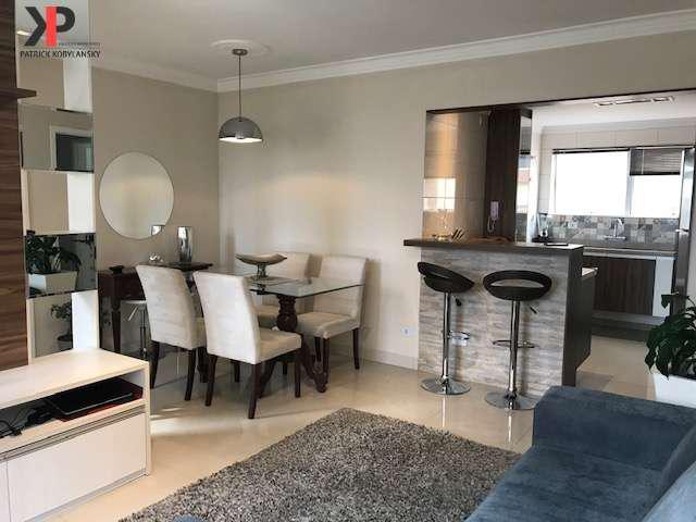 Apartamento 3 quartos suíte e dep. completa de serviços -