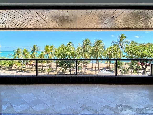 Apartamento 3 quartos beira mar de ponta verde
