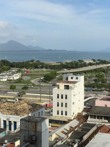Apartamento centro florianópolis de 1 quarto mobiliado