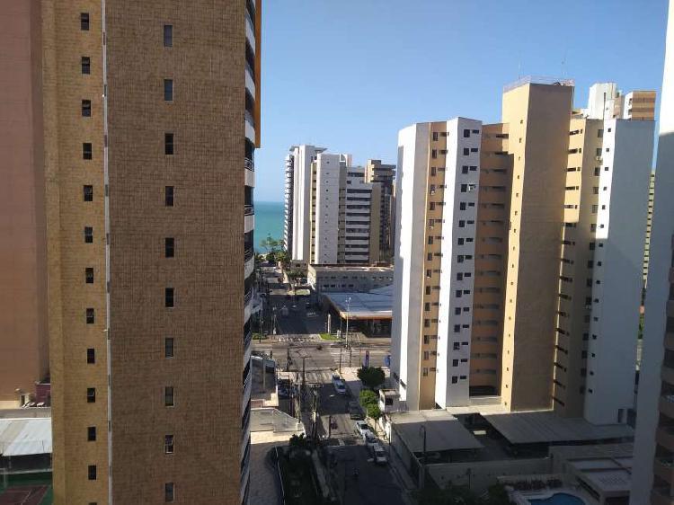Apartamento com 120 metros², 3 suítes e 2 vagas a duas
