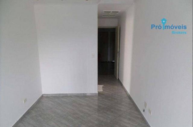 Apartamento com 2 dormitórios para alugar, 55 m² -