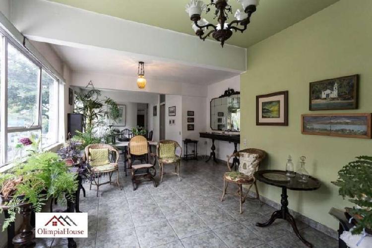 Apartamento para locação e venda com 127m² - Moema, São