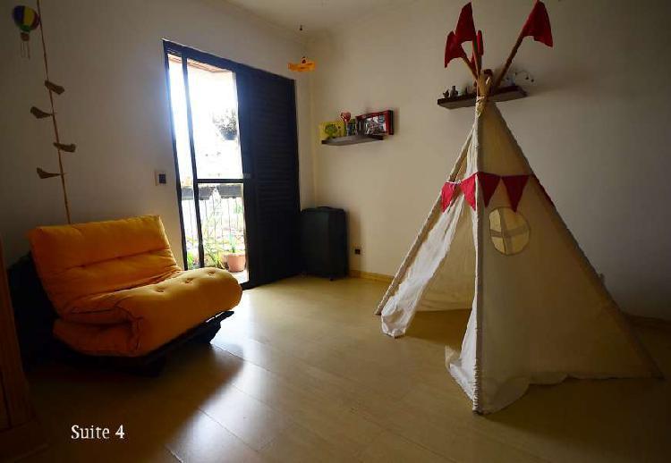 Apartamento para venda com 0 metros quadrados com 4 quartos