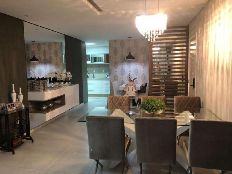 Apartamento para venda tem 107 m² com 3 quartos em campinas