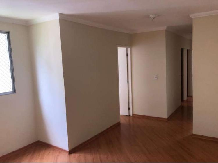 Apartamento para venda tem 63 metros quadrados com 3 quartos