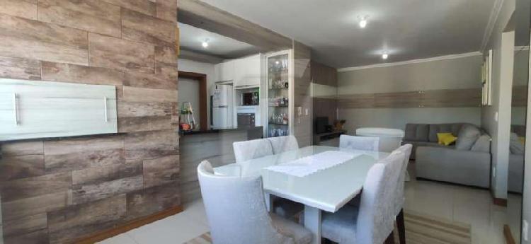 Apartamento semi-mobiliado para venda 86 m2 com 2 quartos em